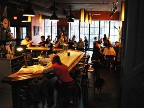 *Main Bar –East Side