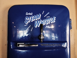 *Drink Steamwhistle !