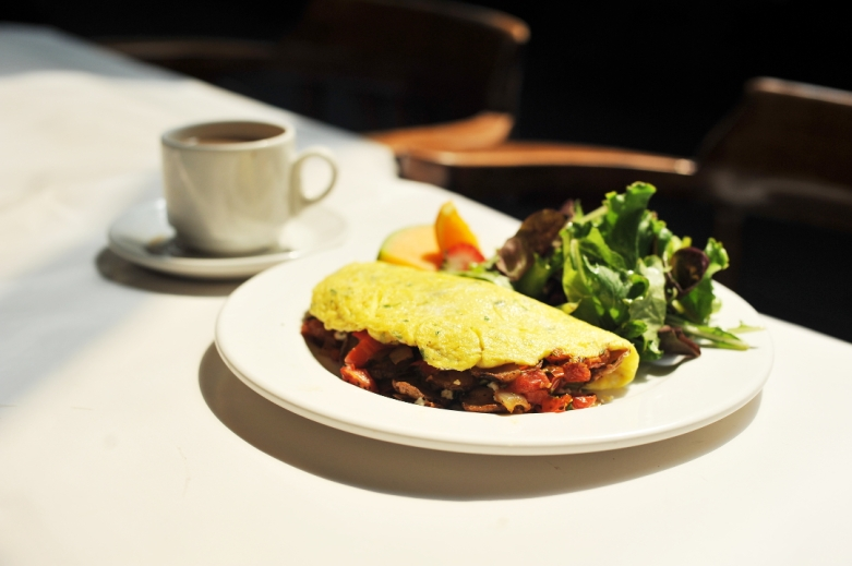 → Omelette of the Day