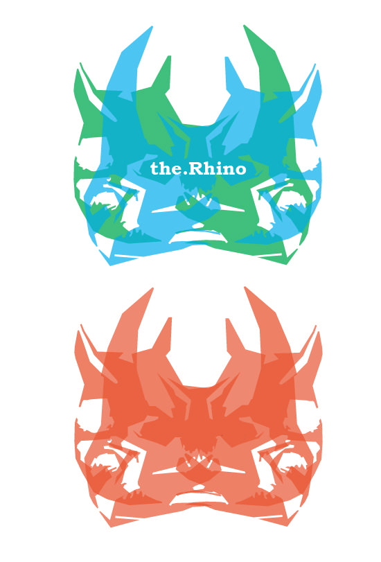 Two-faced Rhino / 2012